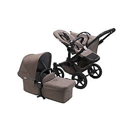Bugaboo® Donkey3 Mono Complete Stroller in Black/Taupe