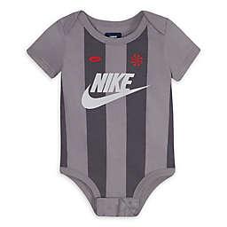 Nike® Team Bodysuit in Grey