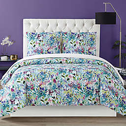 Christian Siriano NY® Dahlia 3-Piece Duvet Cover Set