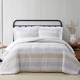 Cottage Classics® Spa Stripe Comforter Set
