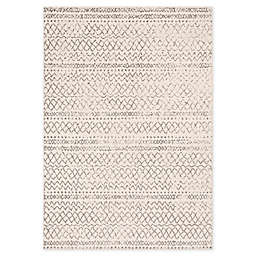Surya Sunderland Tapestry Area Rug in Grey/Beige