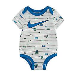 Nike® Sportsball Stripe Bodysuit