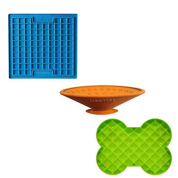 Alternate image 1 for Hyper Pet™ LickiMat Pet Feeder Collection