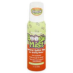 Boogie Mist 3.1 oz. Natural Saline Mist for Stuffy Noses™