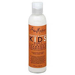 Shea Moisture® 8 oz. Kids 2-in-1 Curl & Shine Shampoo & Conditioner