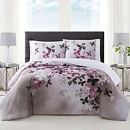 Vince Camuto® Lissara 3-Piece Duvet Cover Set