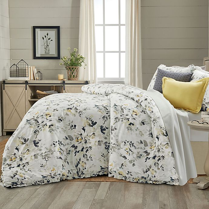 Alternate image 1 for Bee & Willow™ Home Chelsea 3-Piece Duvet Cover Set