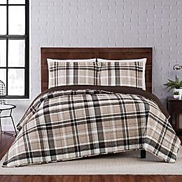 Truly Soft® Paulette Plaid Quilt Set
