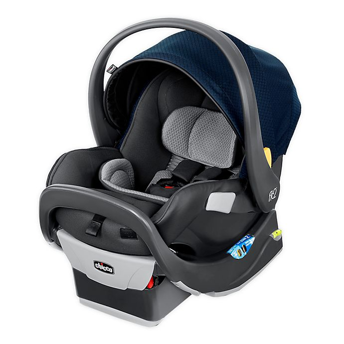 Alternate image 1 for Chicco Fit2® Air Infant & Toddler Car Seat in Marina