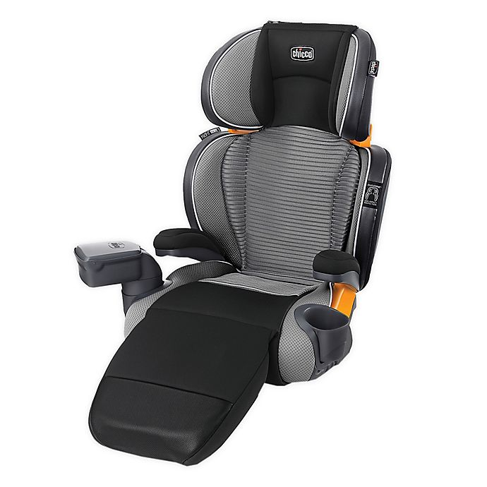 Alternate image 1 for Chicco® KidFit™ Zip Air® 2-in-1 Belt Positioning Booster Seat