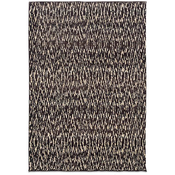 Alternate image 1 for Oriental Weavers™ Marrakesh Light Diamond 7-Foot 10-Inch x 11-Foot Rug in Grey