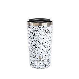 Manna™ 18 oz. Ranger Pint Travel Mug in White Speckled