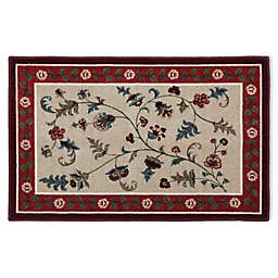 Brumlow Mills Farrah Washable Accent Rug