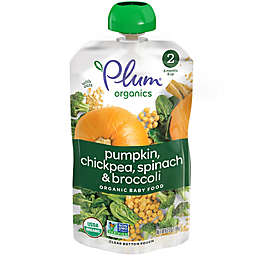 Plum Organics™ Baby 3.5-oz. Stage 2 Hearty Veggie Meals with Spinach, Pumpkin and Chickpea