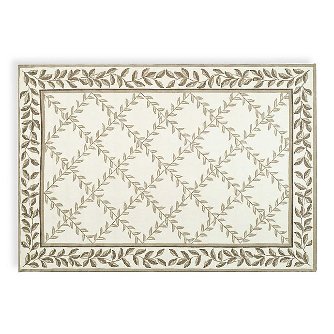 Alternate image 1 for Safavieh EZ Care Accent Rugs in Ivory/Sage