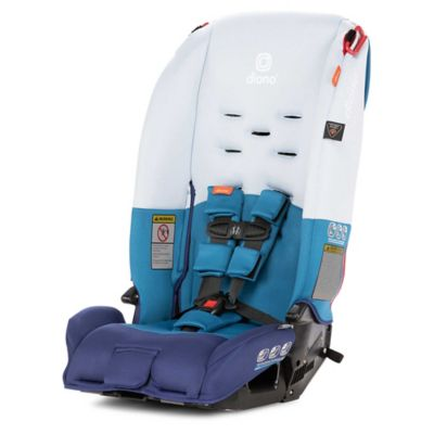 Diono Radian 3 RXT All-in-One Convertible Booster Child Safety Car Seat Blue