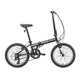 ZiZZO® Campo 20-Inch 7-Speed Folding Bicycle