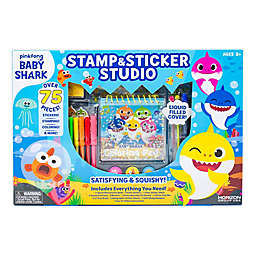 Baby Shark Stamp and Sticker Studio
