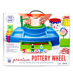 Premium Pottery Wheel Set