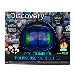 Discovery Rock Tumbler in Blue/Green