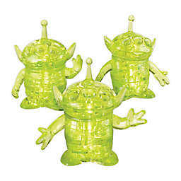 BePuzzled 51-Piece Original 3D Disney® Toy Story Aliens Crystal Puzzle™