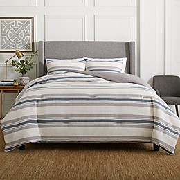 Nautica® Sailor Duvet Cover Set in Navy