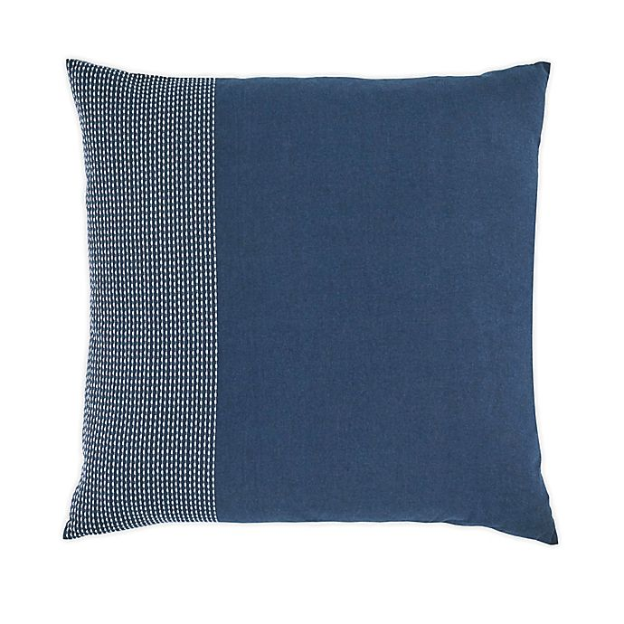 Alternate image 1 for Nautica® Sailor European Pillow Sham in Navy