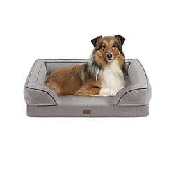 Martha Stewart Bella Memory Foam Dog Couch