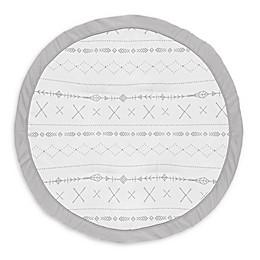 Sweet Jojo Designs® Woodland Friends Playmat in Grey/White
