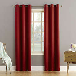 Sun Zero® Bella Grommet Room Darkening Curtain Panel