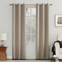 Sun Zero® Mariah Room Darkening Grommet Window Curtain Panel