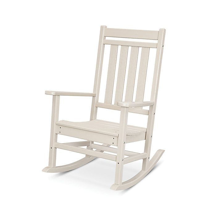 Alternate image 1 for POLYWOOD® Plantation Porch Rocking Chair