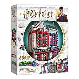 Wrebbit™ 305-Piece Quality Quidditch Supplies and Slug & Jiggers 3D Puzzle