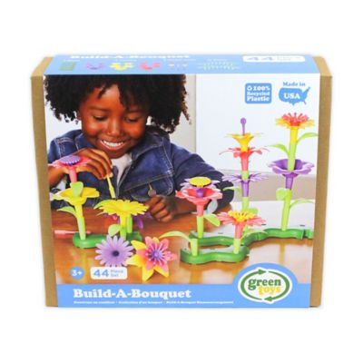 Build-A-Bouquet Building Set