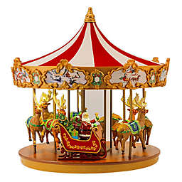 12.2-Inch Very Merry Carousel