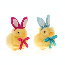 Palm Pet Easter 4.5-Inch Plush Toy Chick