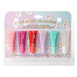 Simple Pleasures Sweet Shop 6-Piece Juicy Tube Lip Gloss Set