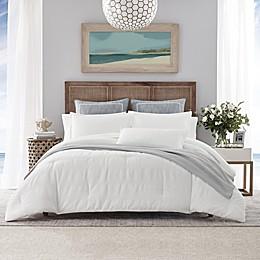 Nautica® Hampton Comforter Set in White
