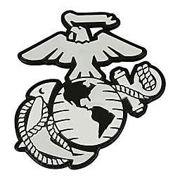 U.S. Marines Chrome Emblem