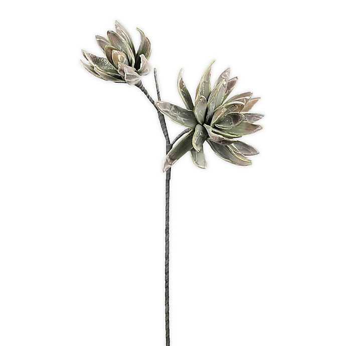 Alternate image 1 for Marshall Home 32-Inch Moldable EVA Foam Plant in Green/Grey