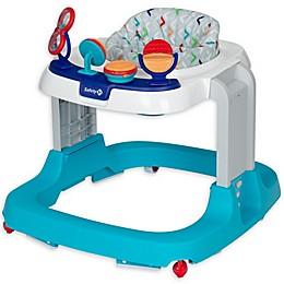 Safety 1st® Ready, Set, Walk! DX Developmental Walker in Blue/White
