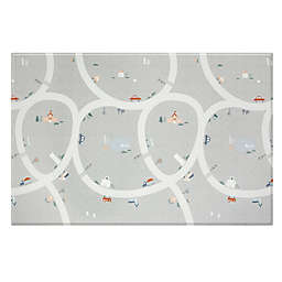 BABY CARE™ Tiny Ville Play Mat in Grey