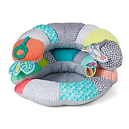 Infantino™ 2-in-1 Tummy Time and Seated Support in Green/Blue
