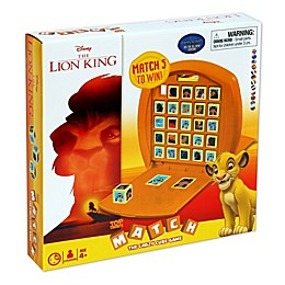 Disney® The Lion King Top Trumps Match Game