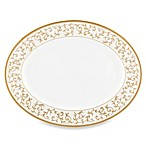 Lenox® Opal Innocence Gold 15-Inch Oval Platter
