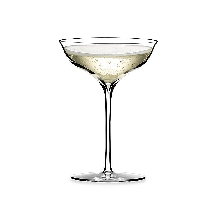 Alternate image 1 for Waterford® Elegance Champagne Belle Coupe Glasses (Set of 2)