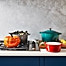 Part of the Artisanal Kitchen Supply® Enameled Cast Iron Dutch Oven Collection