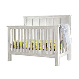 Milk Street Relic 4-in-1 Batten Convertible Crib in Cloud White