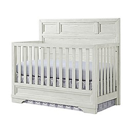 Westwood Design Foundry 4-in-1 Convertible Crib in White Dove