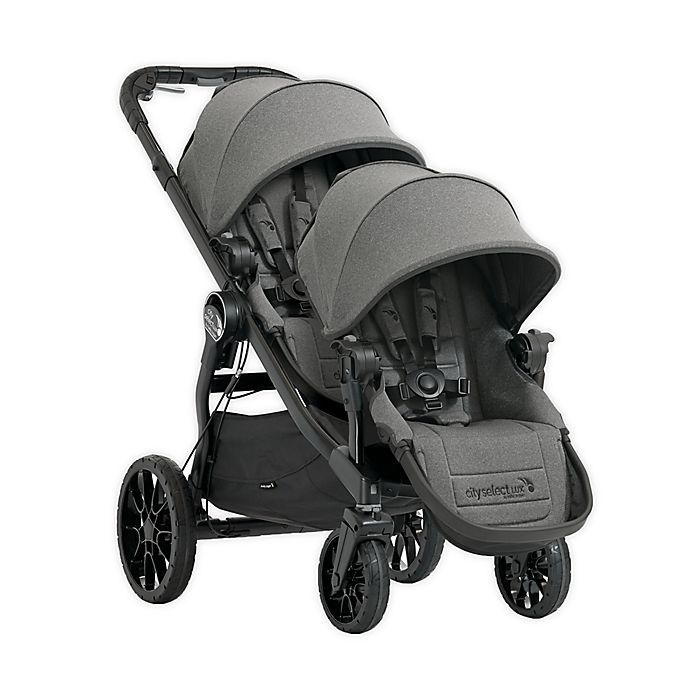 Alternate image 1 for Baby Jogger® City Select® LUX Stroller Second Seat Kit in Ash